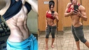 HARİKA KARIN ANATOMİSİ ÇOK SAĞLAM EGZERSİZ Kessia Mirellys Fitness Motivasyon