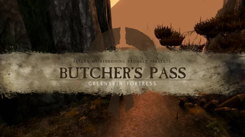 Butcher's Pass