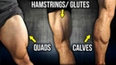 7min Home QUADS, HAMSTRINGS, CALVES, GLUTES Workout (DUMBBELL ONLY LEG ATTACK!!)