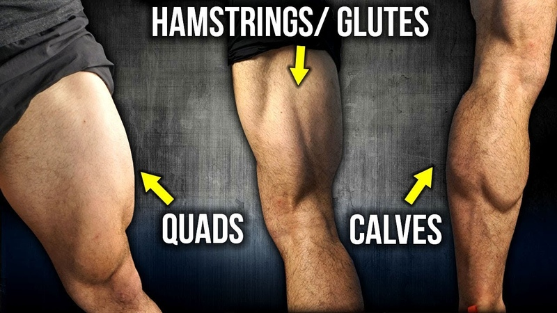 7min Home QUADS HAMSTRINGS CALVES GLUTES Workout DUMBBELL ONLY LEG ATTACK