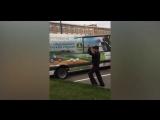 Нападение с ножом на полицейских в Москве