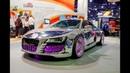 West Coast Customs Tron Audi R8 Трон