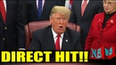 THAT'S IT!! Trump FINALLY ANNOUNCED THIS Over BORDER WALL FUNDING! READY For SHUTDOWN!! (VIDEO)