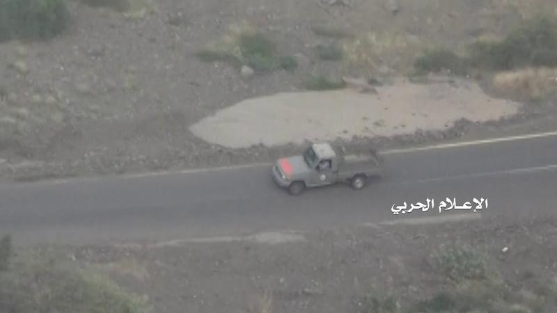 جيزان - كمين محكم على طقم للجيش السعودي ومصر