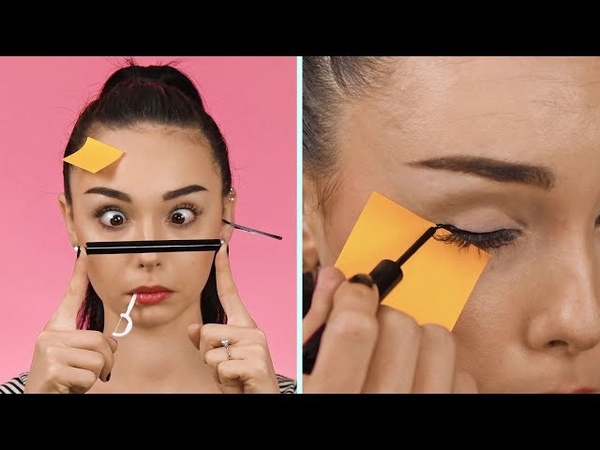 Great Ways To Get The Perfect Winged Eyeliner DIY Beauty Hacks More by Blusher