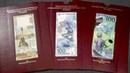 Дополнительные листы в альбом для памятных банкнот.
