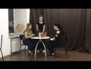 Этюд «Сбербанк» (Анфиса, Алина, Аня)