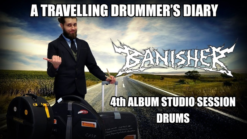 Eugene Ryabchenko - A Travelling Drummers Diary - Episode 8