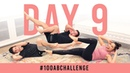 Day 9: 100 Criss Crosses! | 100AbChallenge with Sam Tsui Casey Breves