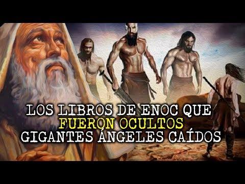 LOS LIBROS PROHIBIDOS DE ENOC / la historia no contada de los ángeles caídos