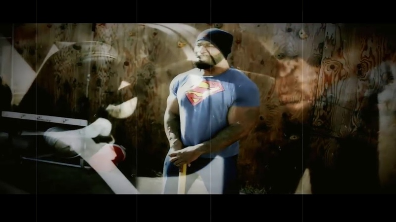 C.T. FLETCHER- THE COMPTON SUPERMAN IS THE ORIGINAL IRON ADDICT!