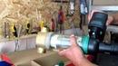 Обзор и работа фильтра Honeywell F76S. Установка привода.
