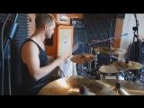 Monster Truck - Undercover Love (Drum cover by Vladislav Buzyrev)
