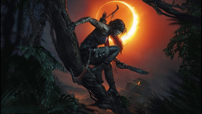 Shadow of the Tomb Raider - Track: Obsession