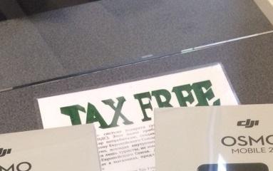 ываВ магазинах Калининграда заработала система tax-free
