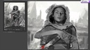 Build values in Photoshop with Karla Ortiz