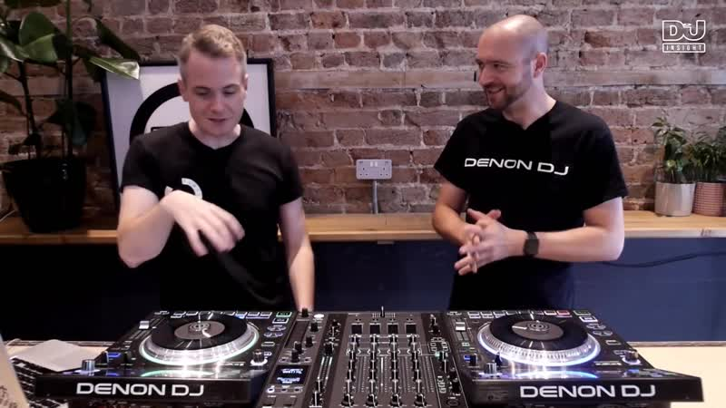 Denon's DJ SC5000M media player with motorised vinyl platter first look DJ Mag Tech Insight[1]