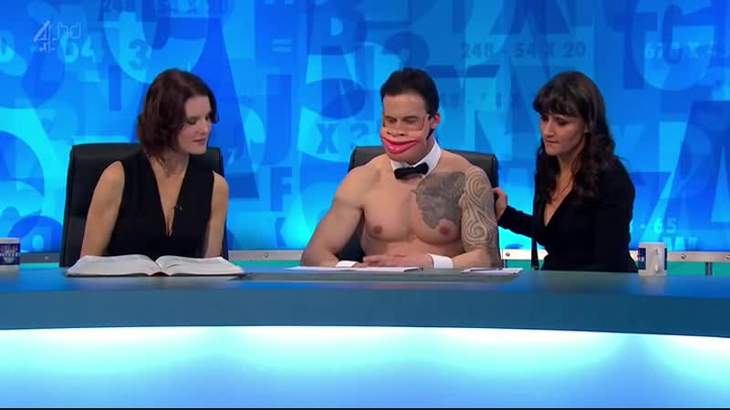 8 out of 10 Cats does Countdown S07E01 (03.05.2015)