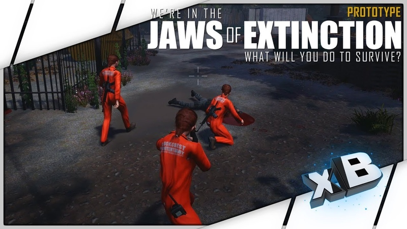 Cooperative Gameplay Jaws of Extinction Exclusive First Look