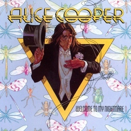 Alice Cooper альбом Welcome To My Nightmare