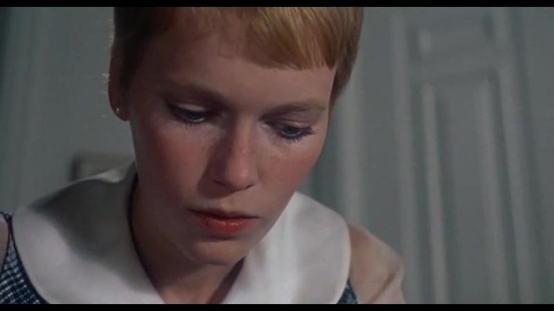 Ребенок Розмари Rosemarys Baby (1968) Роман Полански драма, детектив, триллер, ужасы