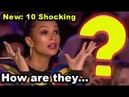 TOP 10 UNEXPECTED SHOCKING Auditions EVER That Will BLOW YOUR MIND AWAY!