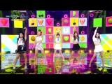 180817 Red Velvet - Power Up @ KBS Music Bank