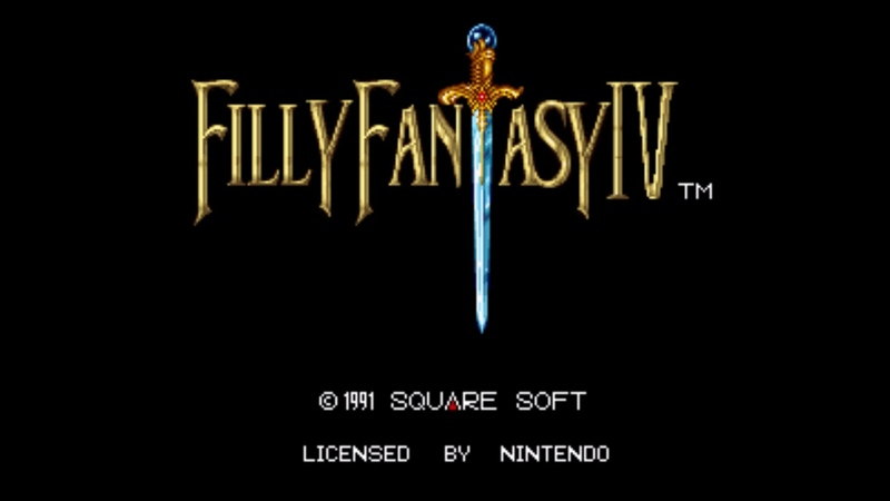Filly Fantasy IV - Fluttershy's Lament