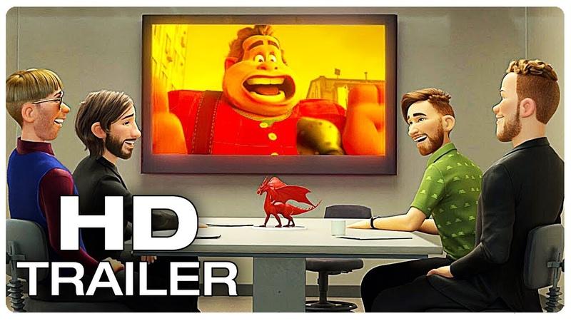 WRECK IT RALPH 2 Imagine Dragons Cameo Scene Trailer (NEW 2018) Ralph Breaks The Internet Movie HD