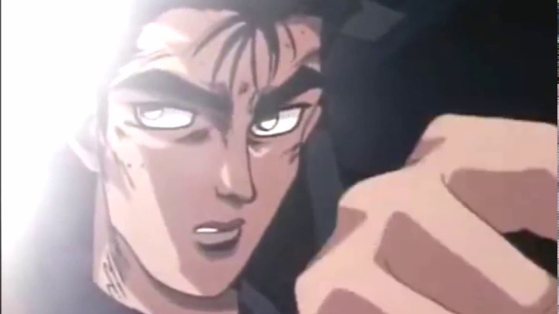 Takumi Disappear in Nakazato's Rearview Mirror