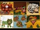 Суперские осенние поделки в детский сад своими руками на тему осень