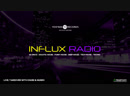 INFLUX RADIO LIVE 24 7 NU DISCO FUNKY HOUSE SOULFUL HOUSE DEEP HOUSE TECH HOUSE TECHNO LIVE RADIO DJ'S LIVE