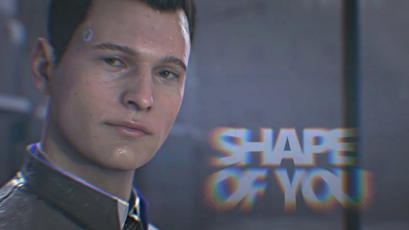 Connor RK800 (Hank)   Shape Of You