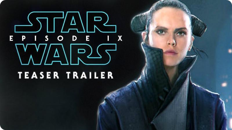 Star Wars: Episode IX - Teaser Trailer Concept 1 (2019) Remember Daisy Ridley, Adam Driver Movie