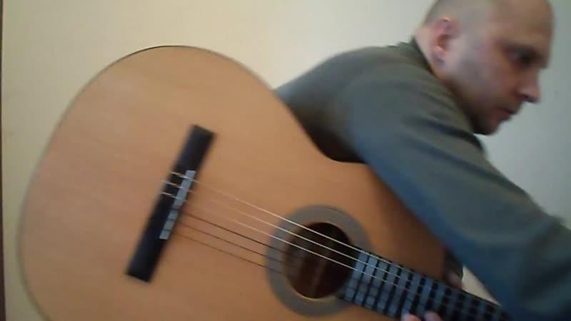 Как играть на гитаре Ирина Круг Моя королева Аккорды Бой