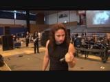 Manowar Heart Of Steel Choir and Orchestra Rehearsal Czech Republic