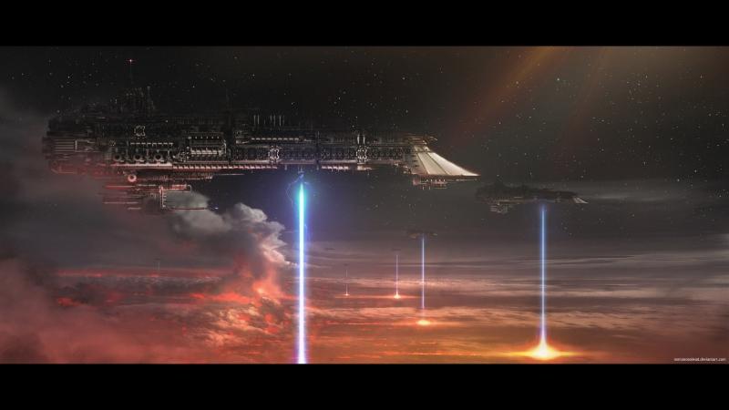 Battlefleet Gothic: Armada. Shindlegeist battle. 150.M41