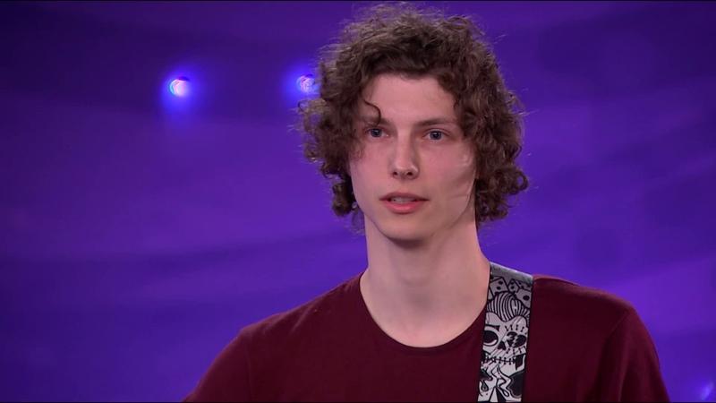 Linus Ryttermalm - Drown av Bring me the horizon (hela audition) - Idol Sverige (TV4)
