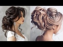 Amazing Long Hair Wedding Styles 😍 Prom Hairstyles Tutorials