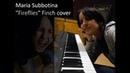 Maria Subbotina - Fireflies Finch cover