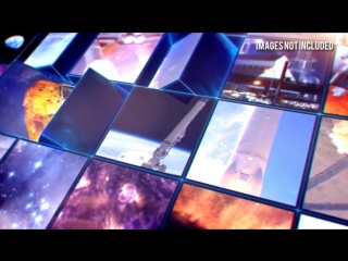 Mosaic Block Reveal – Tech – Project for After Effects