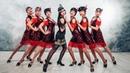 Girls Like To Swing   Indian Dance Group Mayuri   Russia