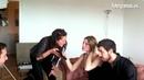 Making of de la sesión de fotos con Mario Casas y María Valverde