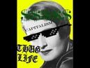 Ayn Rand - Thug Life Liberal / Libertarian Thug Life