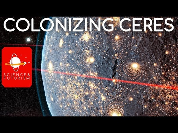 Outward Bound Colonizing Ceres