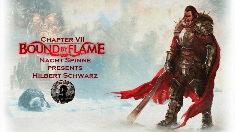Bound by Flame - Часть 7: Встреча с Черным Инеем, Канализация Эльфов, Наложницы Инея.