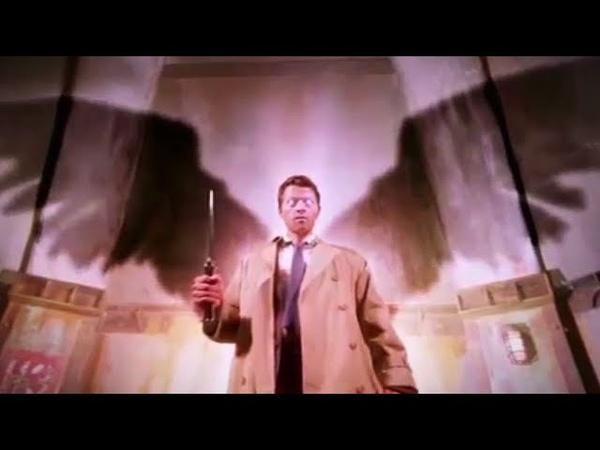 Клип —а мы не ангелы парень Сверхъестественное
