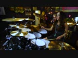 GOJIRA - STRANDED - DRUM COVER BY MEYTAL COHEN