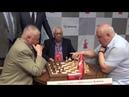 Анатолий Карпов vs Наум Рашковский, 01/08/2018. Фестиваль Eurasia open-2018