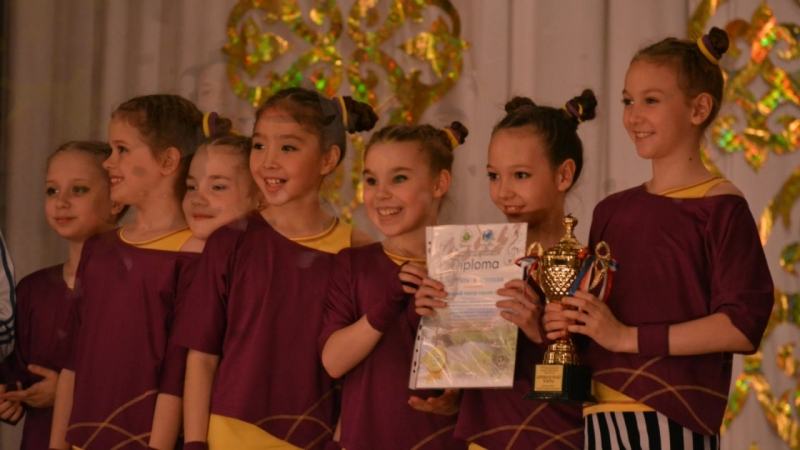 Театр танца Шанс Казахстан 2018 Ролик